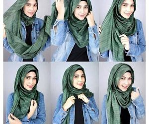 beauty, photography, and muslim girls image