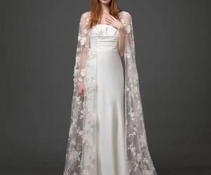 Alberta Ferretti, forever, and wedding dress image