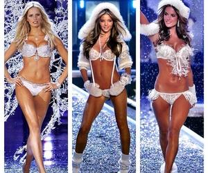 Victoria's Secret, alessandra ambrosio, and fashion image