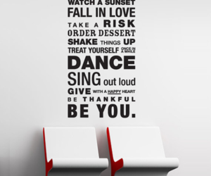 Dream, dance, and quote image