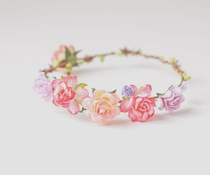 accessories, beautiful, and flower image