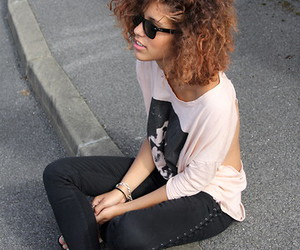 blogger, cute, and girl image