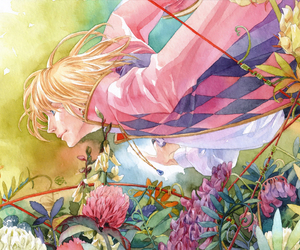 Howl and howl's moving castle image