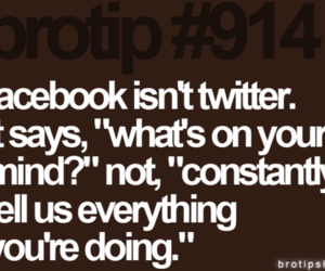 doing, everything, and facebook image