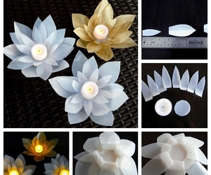 candle holder, crafts, and diy image