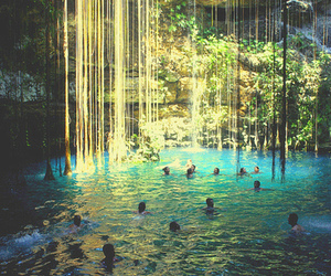 mexico and cenotes image