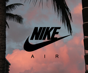 nike, air, and wallpaper image