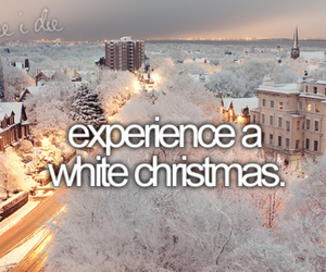 christmas, snow, and before i die image