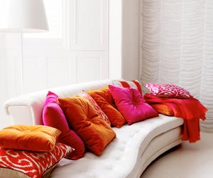 sofa, pillow, and design image
