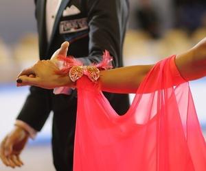 ballroom, beautiful, and dance image