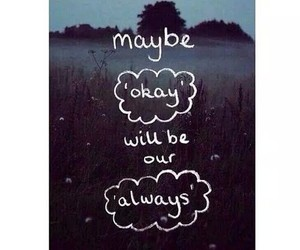 okay, always, and tfios image