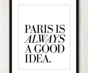 paris, quotes, and text image
