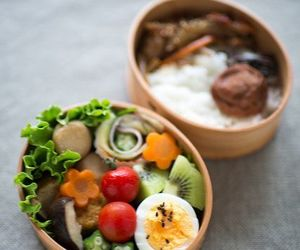 bento, cuisine, and food image