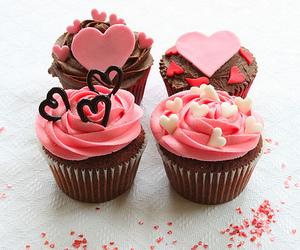 beautiful, cupcake, and imagine image