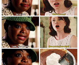 funny, the help, and movie image