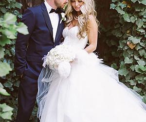 wedding and aaron paul image