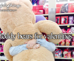 teddy bear, bear, and valentines image
