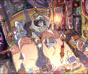 Howl, howl's moving castle, and sophie image