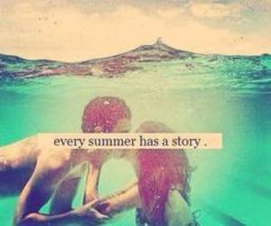 summer, love, and story image