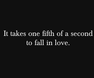 fall in love, psychology, and seconds image