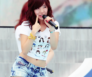 snsd, Sunny, and cute image