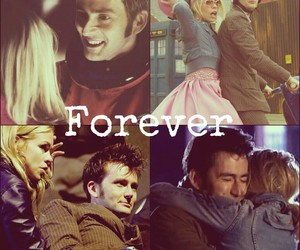 doctor who, edit, and forever image