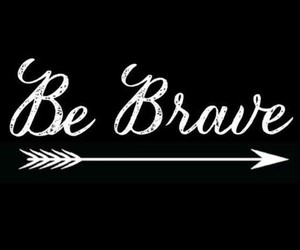 brave, arrow, and be image