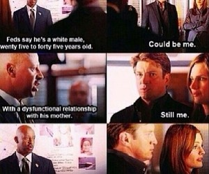 beckett, castle, and funny image