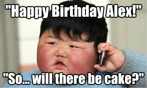 Swell Funny Meme Birthday Cakes 4 Discovered By Imran Aslam Funny Birthday Cards Online Fluifree Goldxyz