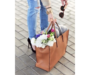 flowers, fashion, and classy image