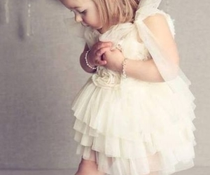 baby, princess, and child image