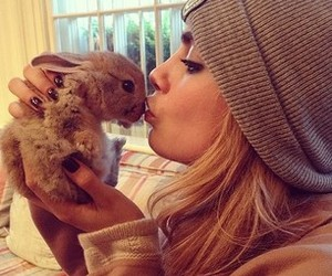 cara delevingne, model, and bunny image