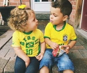 brazil, baby, and boy image