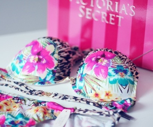 bikini, summer, and Victoria's Secret image