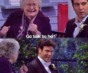 himym, funny, and how i met your mother image