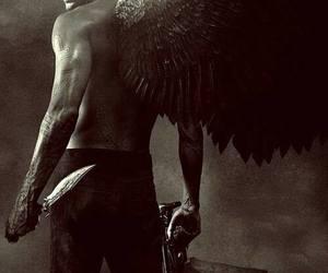 supernatural, Jensen Ackles, and angel image