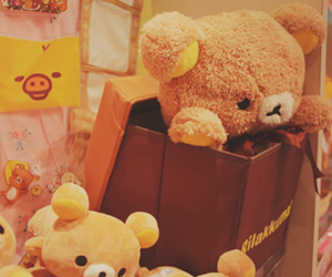 sweet, teddy bear, and toys image