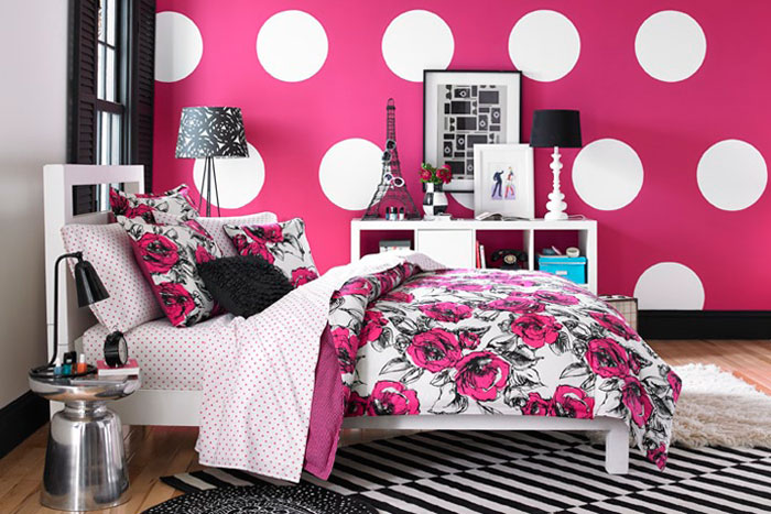 Time for a Room Makeover—the Latest Teen Vogue Bedding ...