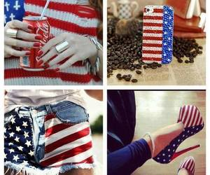 shoes and america image