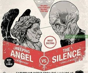 doctor who and the silence image