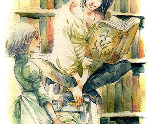 howl's moving castle and studio ghibli image