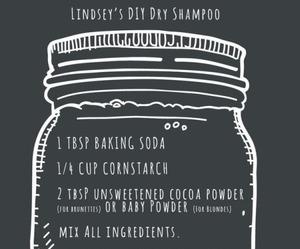 diy and dry shampoo image