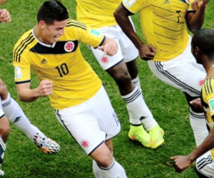 brasil and james rodriguez image