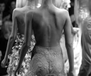model, fashion, and dress image