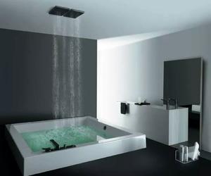 architecture, bathroom, and design image