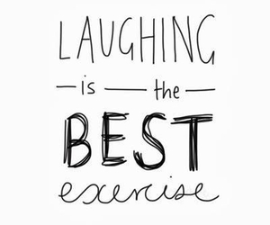 quotes, laugh, and laughing image