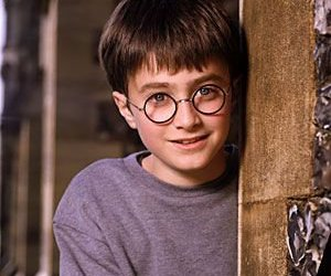 harry potter, daniel radcliffe, and young image
