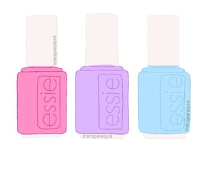 overlay, essie, and transparent image