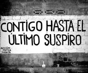 love, accion poetica, and suspiro image
