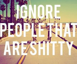 ignore, people, and quote image